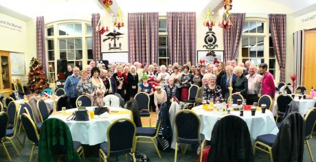 Plymouth Branch Christmas Social 2015