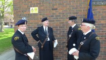 Standard Bearers Competition Prize Winners 2016