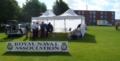 Armed Forces Day Chatham 2016