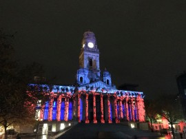 Portsmouth Guildhall Poppies