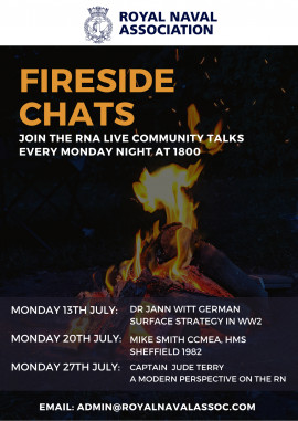 Fireside Chat Template 1