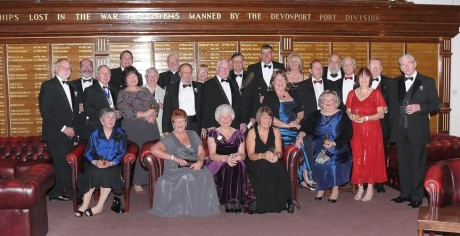 Plymouth Branch Annual Dinner Dance 2012